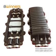 Joint extérieur de câble à fibres optiques pour 24 noyaux