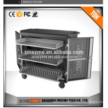 2016 Moving IPad/Laptop Charging Cabinet/Cart/Trolley With CE