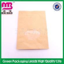 20 Jahre OEM / ODM Erfahrung Kraft Teebeutel Verpackung Taschen