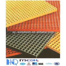 Решетка из стекловолокна решетка / решетчатая решетка для химического завода из Гуанчжоу Китай