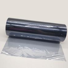 Película de bolsa de protección electrostática de PET semi-metálica