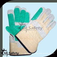 SRSAFETY leather glove manufacturer