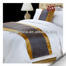supply china hotel bed throws