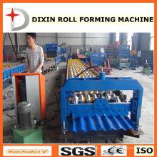 Aluminiumdachblech-Wellblech, das Maschine herstellt