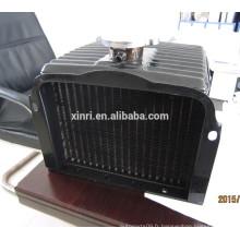 Vietnam agricutural machinery diesel engine radiator condensor