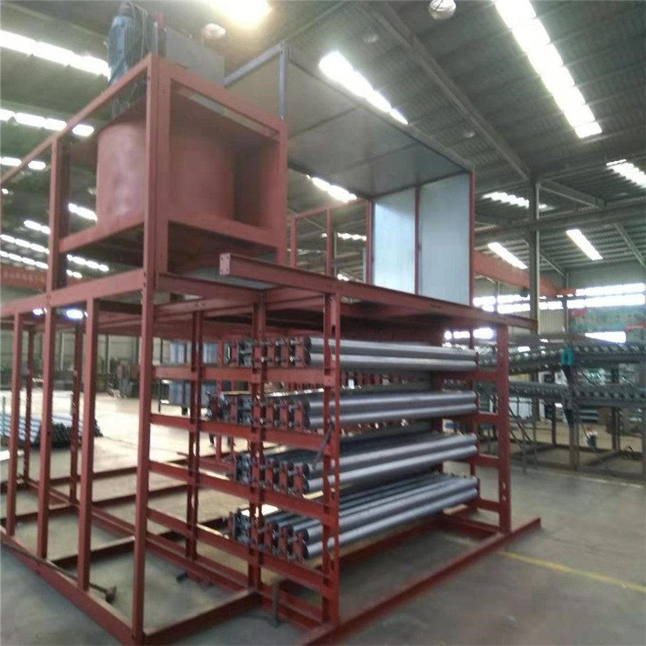 Shine 4 Deck Roller Veneer Dryer Production 2