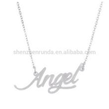 """Collier pendentif """"angel"""" pour filles produit vente chaud"""