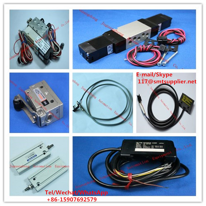 SMT Sensor, Valve, amplifier, air cylinder