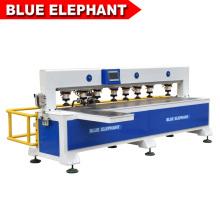Синий слон дешевые быстрая скорость ЧПУ древесины боковое отверстие сверлильный станок для мебели