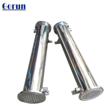 Shell And Tube Heat Exchanger Water Chiller Condenser
