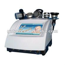Newest LED bio ultrasonic rf liposuction machine weight loss cavitation slimming machine