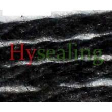 Скрученное карбонизированное волокно для плетения упаковки