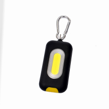 Top-rated COB Mini chaveiro com luz led