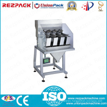 Four-Head Linear Weigher with Packing Machine
