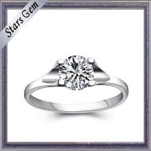 Venda quente boa qualidade Steling prata moda anel