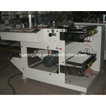 600 de alta velocidad de corte y máquina de rebobinado