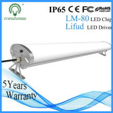 2016 China Supplier Unique Design Alto Lumen Tri-Prova LED Tubo IP65 Tri-Proof Luzes LED