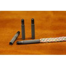 Wholesale custom metal drawstrings tips for shoelace