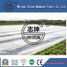 La ULTRAVIOLETA estabilizó la tela no tejida del 100% PP para la mala hierba de la agricultura
