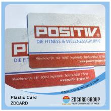 Tarjeta inteligente de PVC con formato de tarjeta de identificación de votante