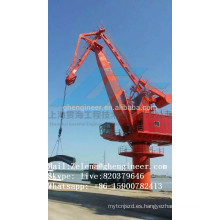 Puerto Application Portal Crane Pedestal Crane con precio asequible