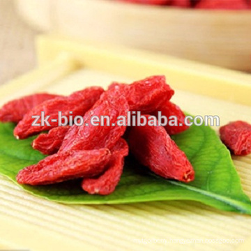 100% natural best selling Chinese dried goji berry