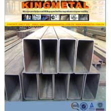 A500 Gr B soldar tubos de aço retangulares