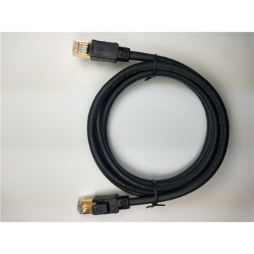 Cable de red Cable Ethernet blindado Cat8