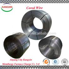 Metalurgia de minerales de alambre casi núcleo