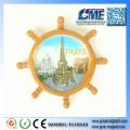 Business Logo Buchstaben Karte Magnete