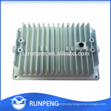 Out side extrusion part aluminum 6061 use for heatsink