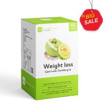 lose weight Private Label Organic Garcinia Cambogia with Capsaicin Capsules