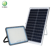 Waterproof outdoor ip66 100watt 150watt 200watt 400watt solar panel led flood light