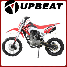Motocicleta optimista 250cc Dirt Bike 250cc Pit Bike aire refrigerado 17/14 rueda