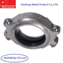 Stainless Steel Tube Pipe Clamps Pipe Fittings (Investment Casting)