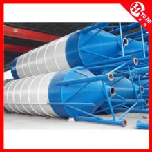 Silos de almacenamiento de cemento, camión de silos de cemento