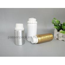 50ml ätherisches Öl-Aluminiumflasche mit Plastik-Tamper-Proof Cap (PPC-AEOB-001)