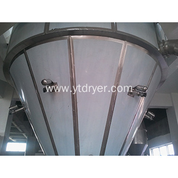 Pressure nozzle type spray dryer drying machine