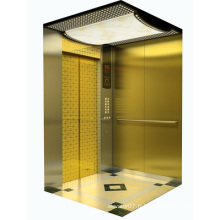Cabine de luxe pour petit ascenseur pour passagers