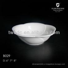 Банкетный цветок форму чаши для вступления в брак