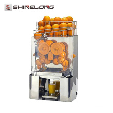 Automactic Fresh Juicer Machine para Orange entera hecha en China