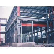 Leichter Stahlraum-Rahmen für Bau-Gebäude / Stahlparkplatz