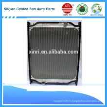 Radiateur de camion chinois pour howo WG9725530270