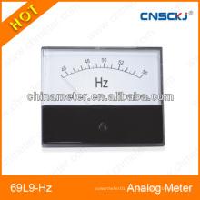 69L9-Hz Analog panel hz medidor de frecuencia con CT 45-65Hz