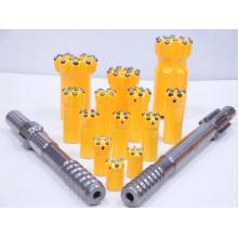 Thread Rock Drill Rods/High Quality Rock Drill Steel Rods/Drill Bar