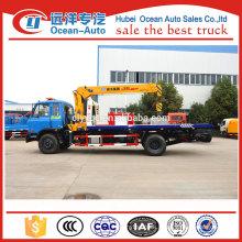 2016 new 12ton wrecker tow trucks with crane