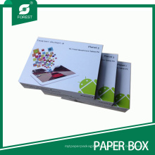 Característica reciclable y material de papel Tablet PC Caja de embalaje