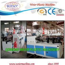 Tubo de PVC Perfil PVC línea de máquina del estirador de hoja de PVC