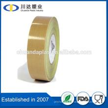 Nenhum projeto de impressão e selagem de saco Use PTFE teflon revestido fibra de vidro tecido tecido fita