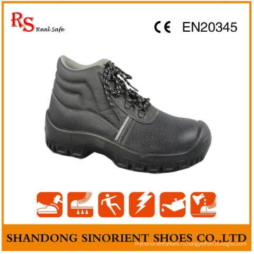 Лучшая продаваемая кожаная кожаная обувь S3 Src RS004